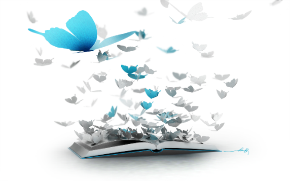 book butterflies